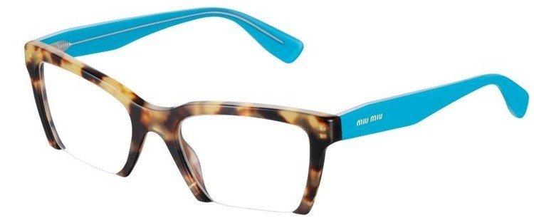 miu miu optical frame mu04nv 7s01o1 - Miu Miu Optical Frames