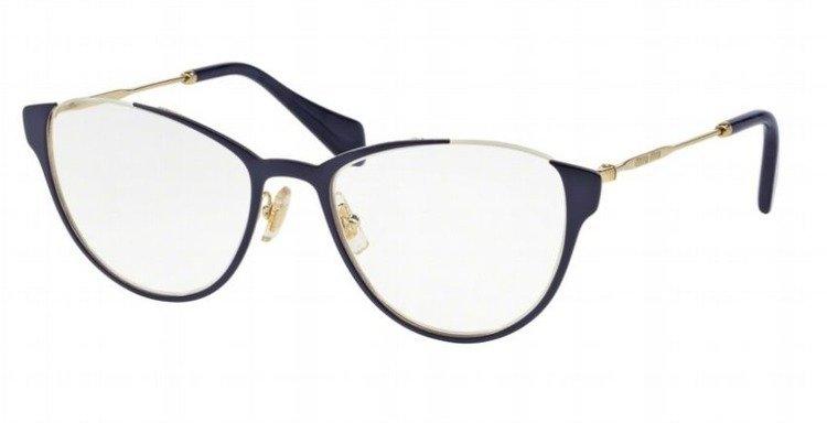 miu miu optical frame mu51ov ue61o1 - Miu Miu Glasses Frames