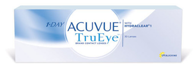 Contact Lenses 1•DAY ACUVUE® TruEye ® (90 pieces)