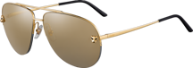 CARTIER  Sunglasses PANTHÈRE DE CARTIER AVIATORS