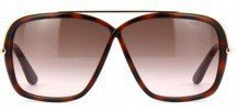Tom Ford Sunglasses BRENDA TF455-52F