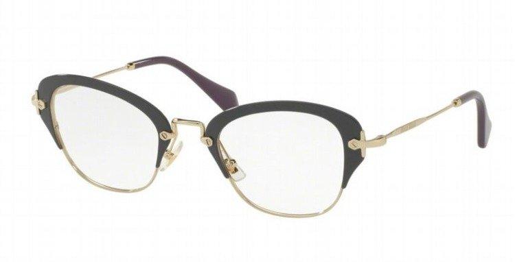 a8dd6bd0890e MIU MIU Okulary korekcyjne MU53OV-VAB1O1