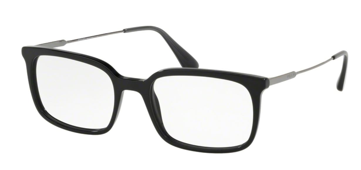 93702c2fe3 Prada Optical Frame PR 16UV-1AB1O1 | Optical frames
