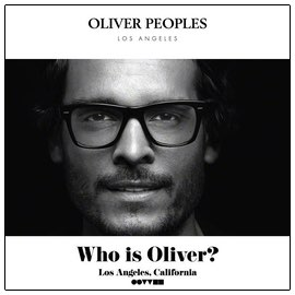 Oliver Peoples - Who is Oliver