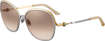 CARTIER  Sunglasses ORGANZA TRINITY DE CARTIER COLLECTION