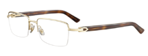 CARTIER Okulary korekcyjne ALGHERO C DECOR COLLECTION